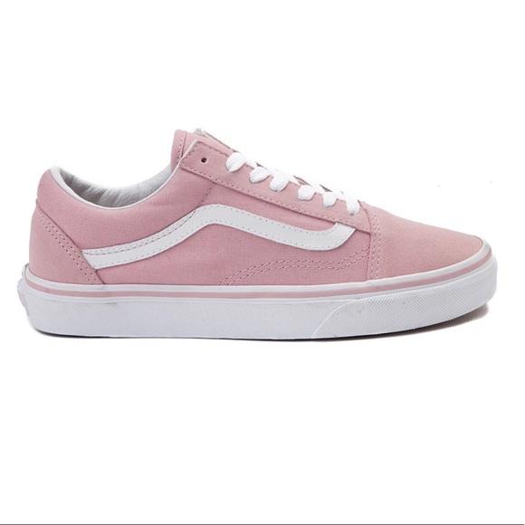 499882946fc6 ... baby pink vans size 8. M 5af1b2f42ab8c5b3147d6706